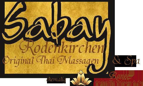 sabay thai massage linköping spa